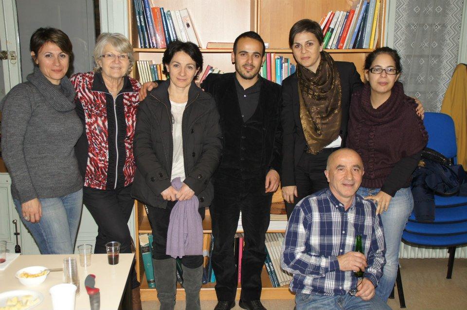 Conferenza sui fenicotteri rosa del 12 febbraio 2013