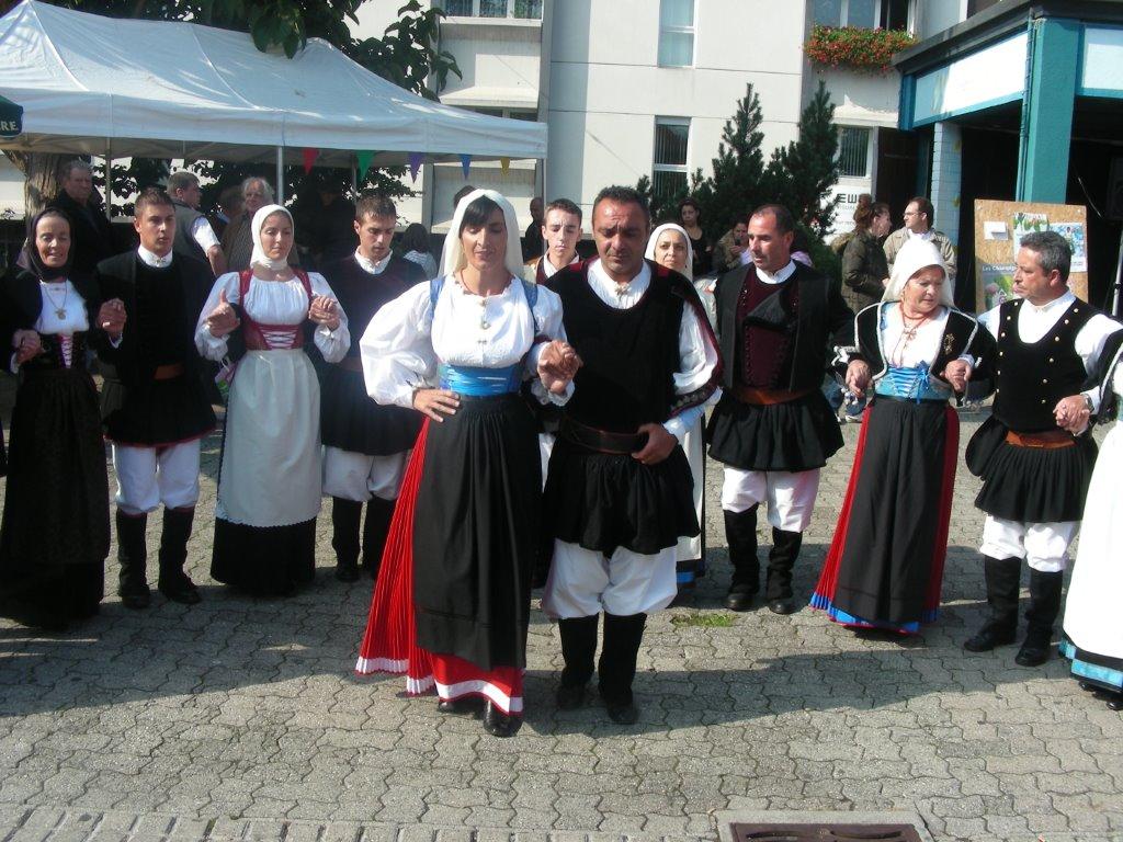 Festa con il Gruppo Lakanas - 2008