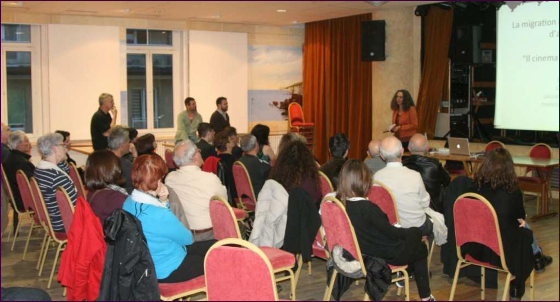 Conferenza.Emigrazione